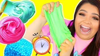 30 SECOND SLIME CHALLENGE