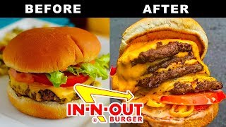 10 In-N-Out Secret Menu Items They Try To Hide From You