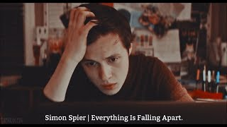 Simon Spier | Everything Is Falling Apart.