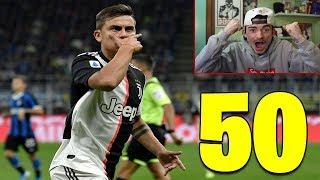 Top 50 Goal più BELLI e ASSURDI di Febbraio !!!