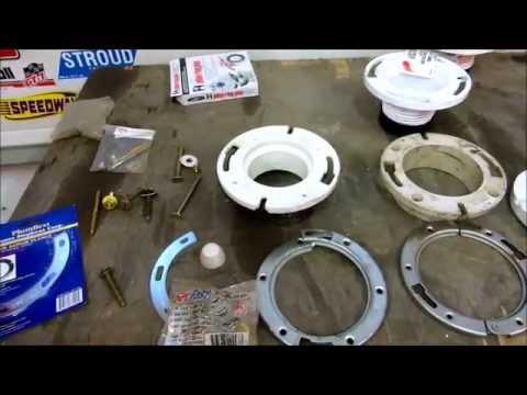 How To Repair Toilet Flange