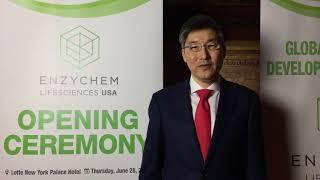 Why Korean Biotech Enzychem Lifesciences Picked New Jersey as U.S. Headquarters