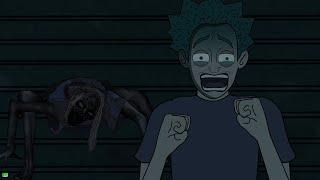3 Abandoned House Horror Stories Animated