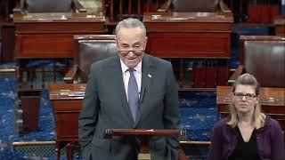 Senate Democratic Leader Chuck Schumer Floor Remarks 10.4.18