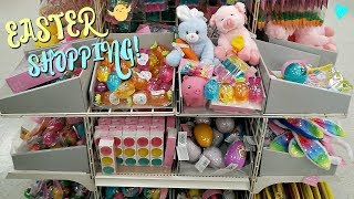 MICHAELS  EASTER BASKET IDEAS WE FOUND EASTER SLIME ! SHOP WITH ME 2019