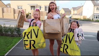 OUR FIRST MUM & DAUGHTER SHOPPING TRIP IN 3 MONTHS!!