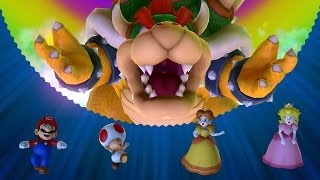 Mario Party 10 - Bowser Party Mode - Mushroom Park (Team Mario)