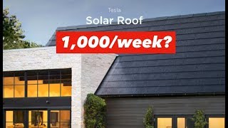 Tesla Launches V3 Solar Glass Roof  ☀️🏠