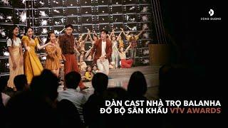 Món quà sinh nhật VTV của dàn cast Nhà trọ Balanha | COME WORK WITH CONG DUONG