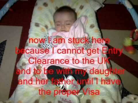 a sad story for a 4month old baby