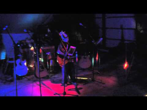 Joe jammin Jingle Bells@Knotafarm Fest