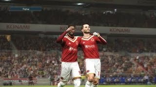 Another perfect counter! - Godley United - PRO EVOLUTION SOCCER 2019
