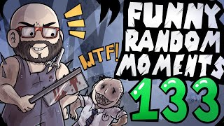 Dead by Daylight funny random moments montage 133