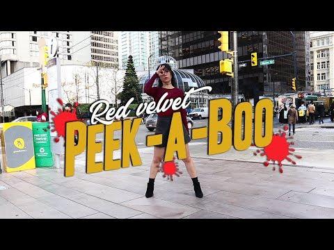 [KPOP IN PUBLIC] Red Velvet (레드벨벳) - 피카부(Peek-A-Boo) Dance Cover | Anson