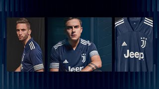 UNVEILING THE NEW ADIDAS JUVENTUS 20/21 AWAY SHIRT! | READY FOR TIMELESS ELEGANCE.