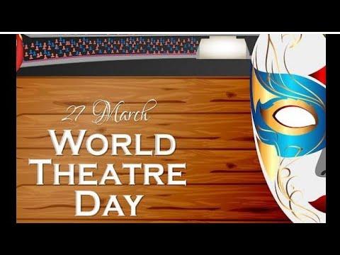 27 Март - Международен ден на театъра