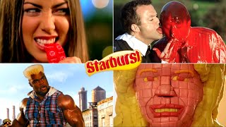 All Funniest Starburst Juicy Candy Classic Commercials