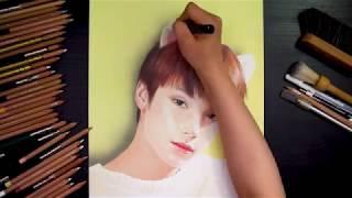 TXT (투모로우바이투게더) 'Sketching Film' - 휴닝카이 (HUENINGKAI)