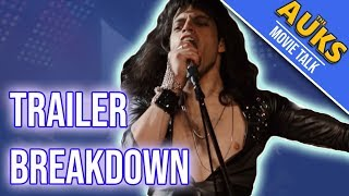 Bohemian Rhapsody Trailer Breakdown