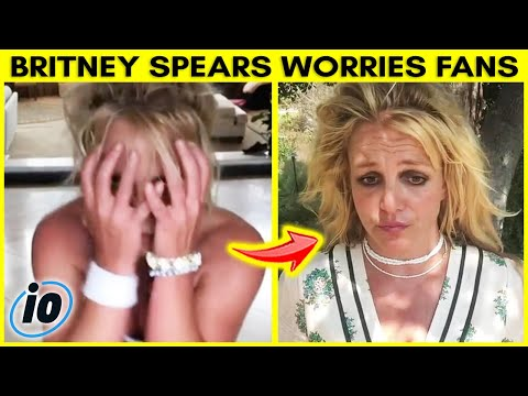 Вознемирувачки Инстаграм објави на Бритни Спирс што ги загрижија фановите