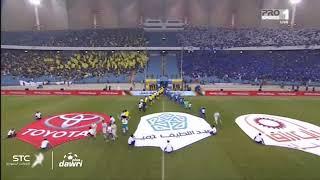 ملخص مباراة الهلال والنصر في دوري جميل     -