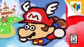 """The Ultimate """"Super Mario 64"""" Recap Cartoon"""