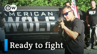 Radical Militias in the US | DW Documentary