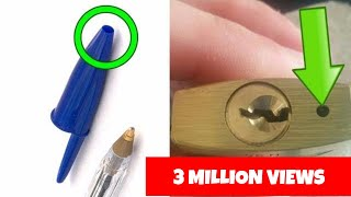 10 Things that you didn't know the real use for!!
