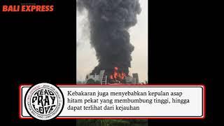 Gereja Cathedral Serpong Terbakar