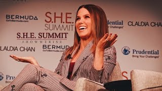 [EVENT] Sophia speaking at S.H.E. Summit (October 19th, 2017)