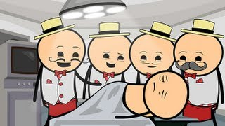 Barbershop Quartet Performs Surgery - Cyanide & Happiness Shorts