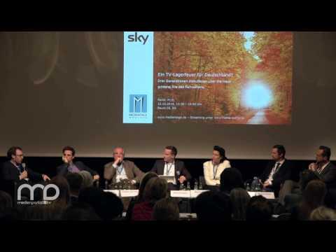 Diskussion: Ein TV-Lagerfeuer für Deutschland?