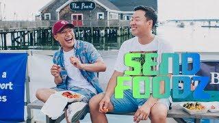 Maine Lobster Festival: Send Foodz w/ Timothy DeLaGhetto & David So