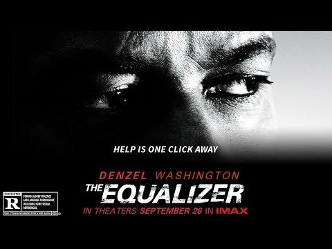 The Equalizer Official Trailer, Denzel Washington is The Equalizer