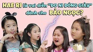 """HAE RI của Gia Đình Là Số 1 đích thị là vai diễn """"đo ni đóng giày"""" cho """"tiểu mỹ nhân"""" Bảo Ngọc?"""