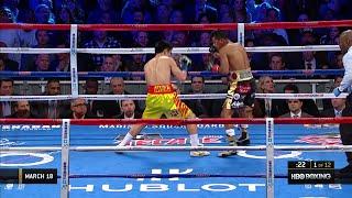 HBO Boxing's Best 2017: Chocolatito vs. Sor Rungvisai