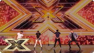 No Labels - the next big boy band? | Auditions Week 1 | The X Factor UK 2018