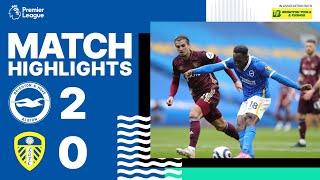 PL Highlights: Albion 2 Leeds 0