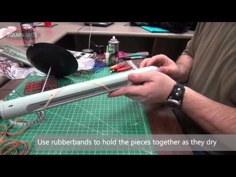 Polar Lights 1:350 Star Trek Lighting Kit for USS Enterprise NCC-1701