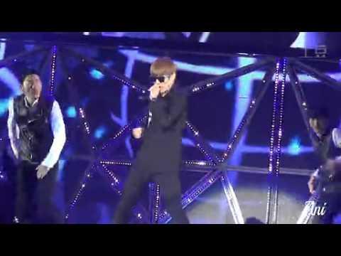 141018.강타(Kangta).SMTOWN SHANGHAI Concert - 전사의 후예 + We are the future + 스물셋 + 애빈률