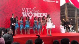 Techcombank-We love women.....