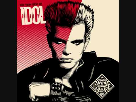 Billy Idol - Rebel Yell (Lyrics)