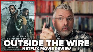 Outside the Wire (2021) Netflix Movie Review