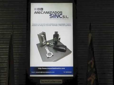 Feria Mecánica 2013- Mecanizados Sinc