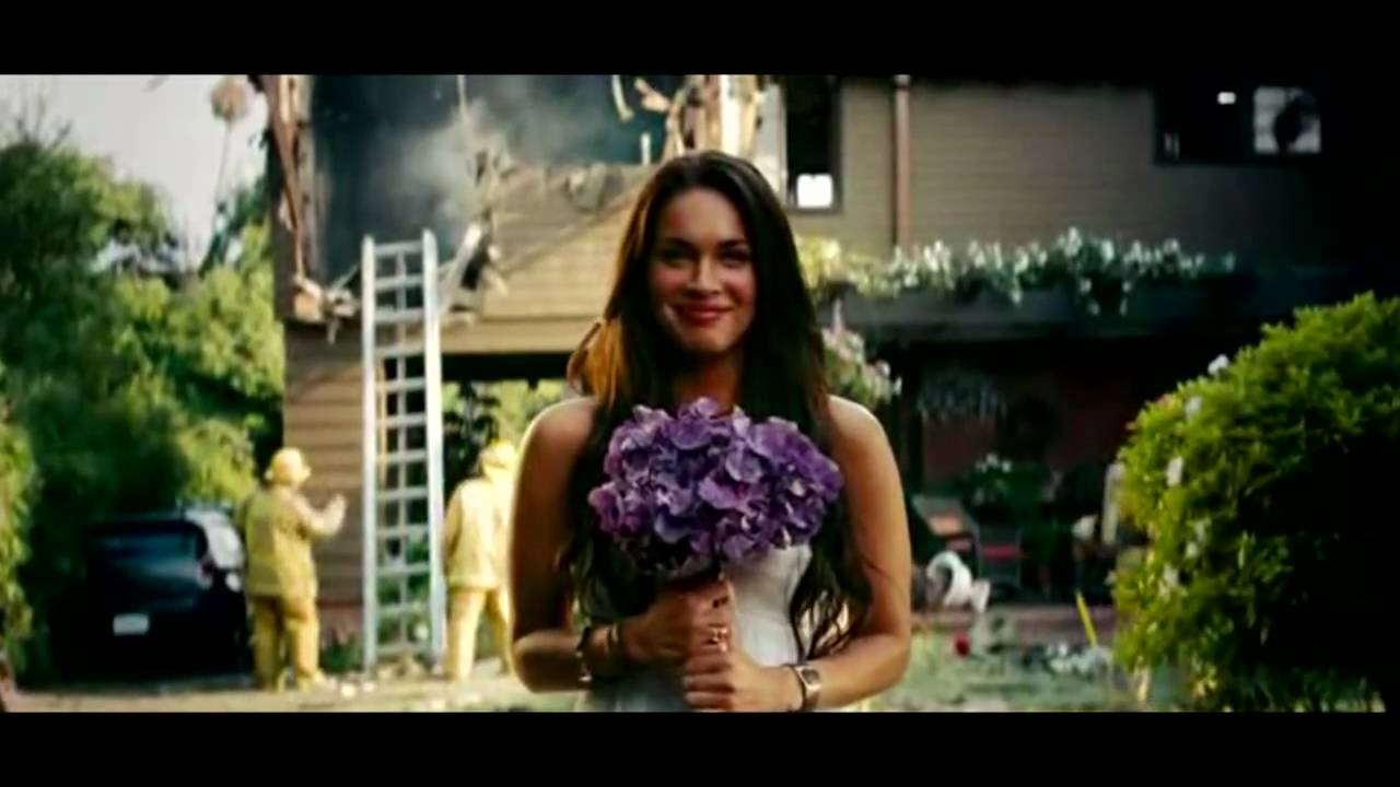 Megan Fox (Run Away) Music Video - YouTube