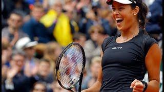 (HD 720p) Ana Ivanovic 2015 Best Points