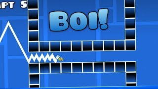 [New!] Top 10 Hardest Challenges in Geometry Dash! | Geometry Dash 2.1