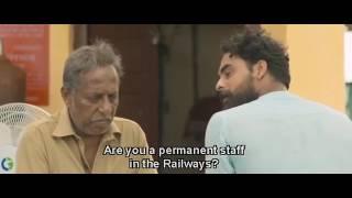 Guppy... Most heart touching scene... Tovino & Sreenivasan