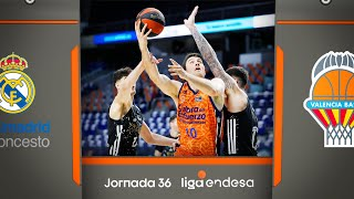 Real Madrid - Valencia Basket (69-79) RESUMEN | Liga Endesa 2020-21