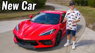 Buying New C8 Corvette!!